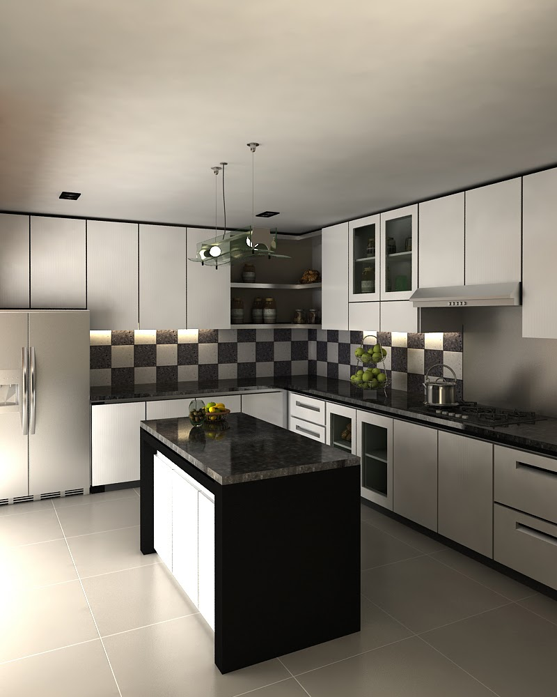 Gambar kitchen set kitchen set bogor dan cibinong for Kitchen set bogor