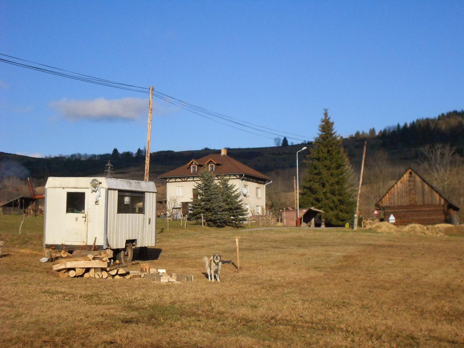 Het boerenhof camping vakantiewoning slowakije de sala is gekomen - Hek begroeide ...