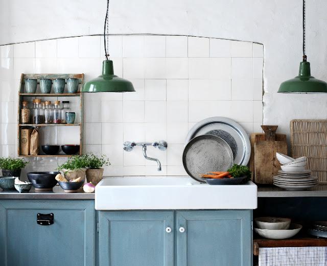 aranżacje, jak udekorować, jak urządzić, kitchen, Kuchnia, pomysł na, styl retro, styl skandynawski, vintage, czerń, biel, nowoczesna, mała,
