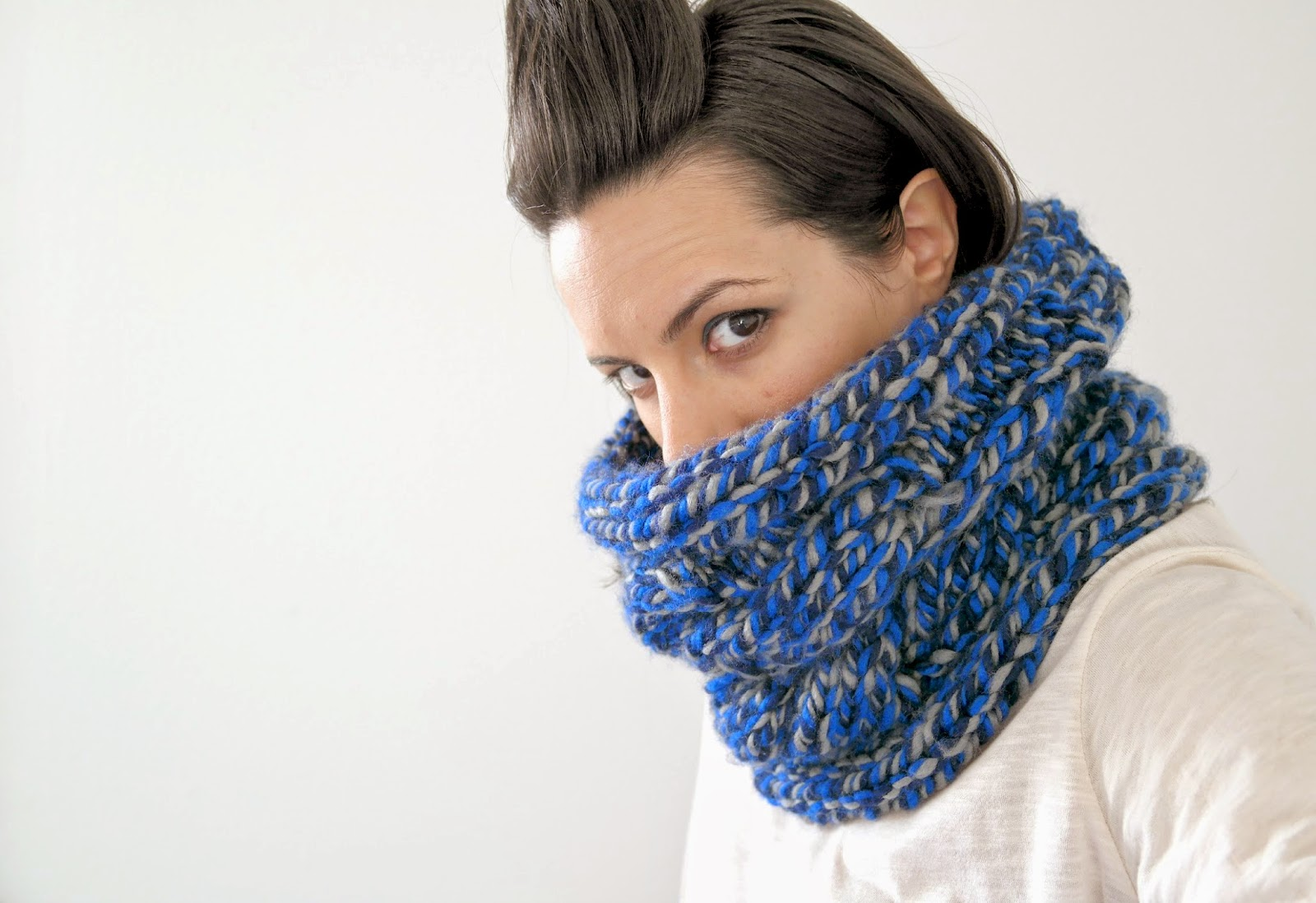 Masculine snood