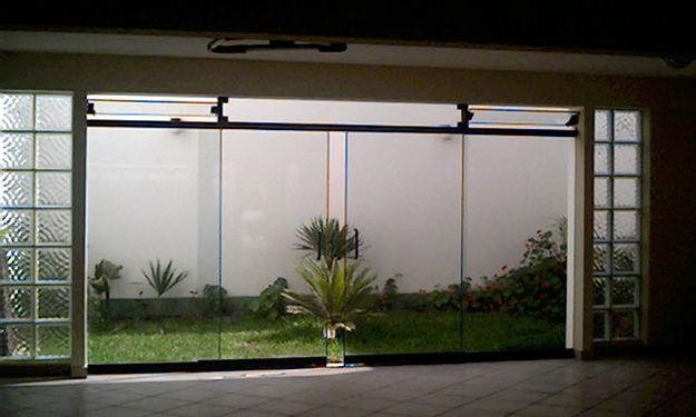 Jpvidrios ventanas en vidrio templado y mamparas y - Mamparas cristal templado ...