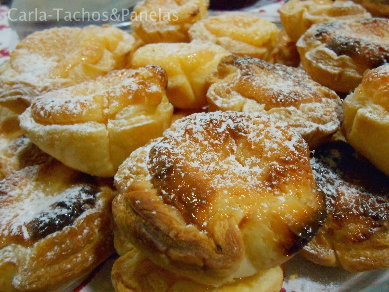 receita de pasteis de Santarém