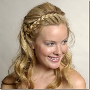 Cómo hacer un elegante peinado de rizos paso a paso YouTube - Peinados Con Curly Paso A Paso