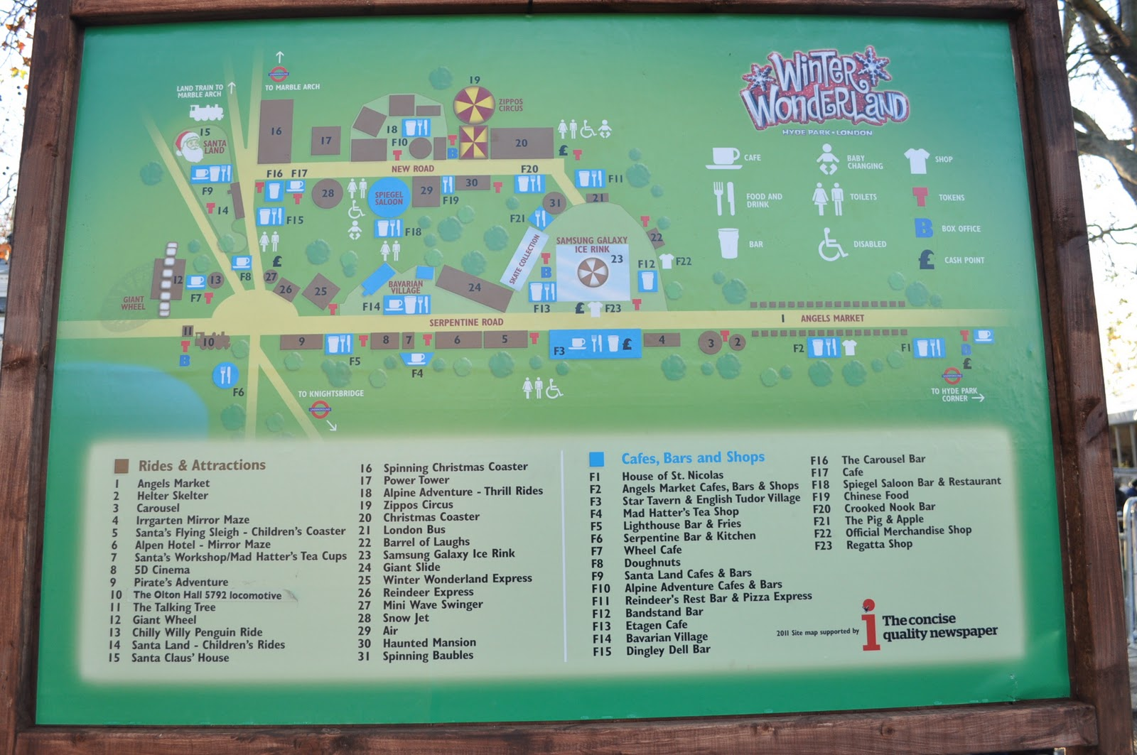winter wonderland hyde park the biggest christmas market in london