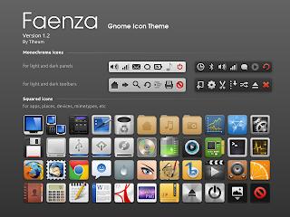 Nuevo diseño de iconos para Ubuntu, nuevos iconos ubuntu 13.04