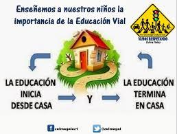 La educación empieza y termina en casa