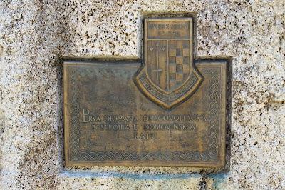 Spomenik braniteljima - Podsused