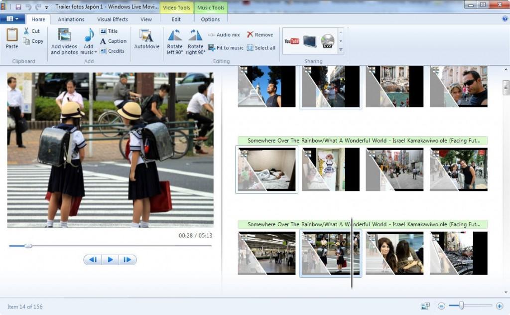 Editor de collages de fotos 98