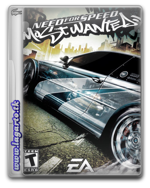 Need For Speed Most Wanted NFSMW Portable 1link  NFSMWL