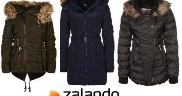 Zalando jacken und mantel damen