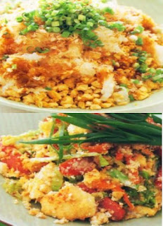 Resep Orak Arik Tofu