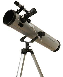 Seben Zoom Reflector Telescope 700-76 Big Pack KT1