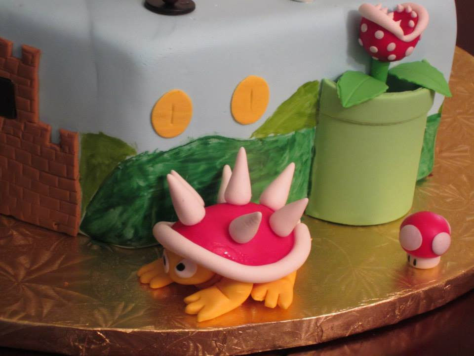 Birthday Cakes Utah ~ J's cakes: super mario bros. birthday cake