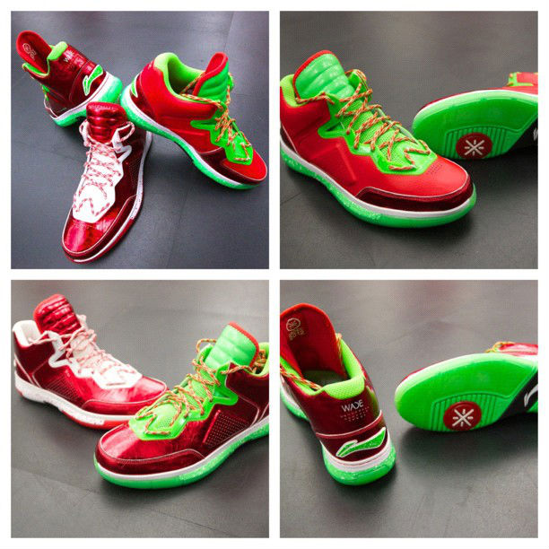 Li-Ning Way of Wade