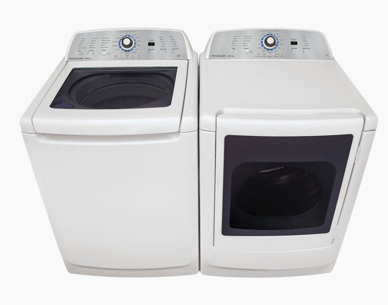 washer dryer reviews: frigidaire washer and dryer reviews