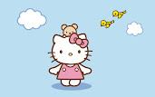 #32 Hello Kitty Wallpaper