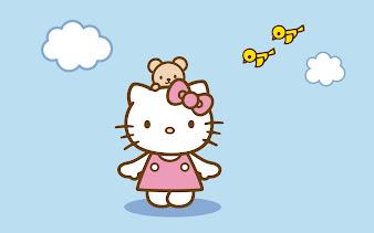 #32 Hello Kitty Wallpaper