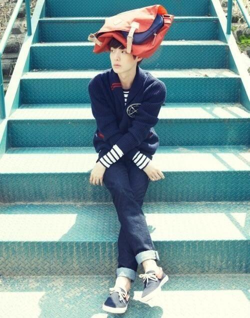 Foto Ahn Jae Hyun9