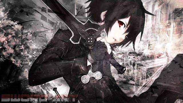 SAO Sword Art Anline - Kirito
