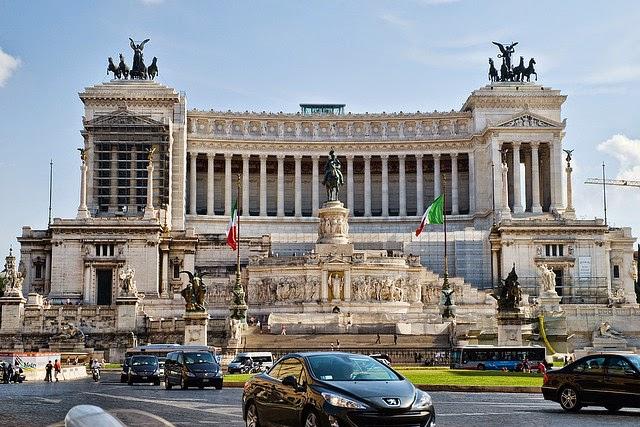 Vittorio Emanuele II Memorial
