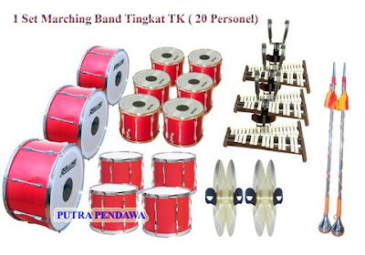 DRUMBAND/MARCHING BAND TK