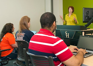 Daytime classes in criminal justice are now available in The Woodlands Center.