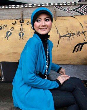 Model Baju Blus Muslim Zenitha 22 a