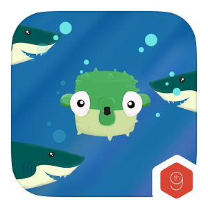 Don't touch the sharks by Ninth App