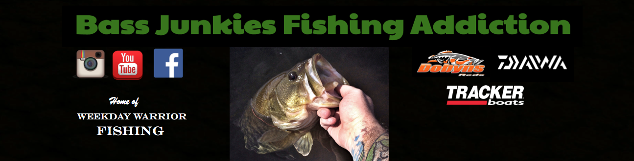 Bass Junkies Fishing Addiction