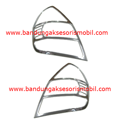 Garnish Belakang HONDA : JAZZ