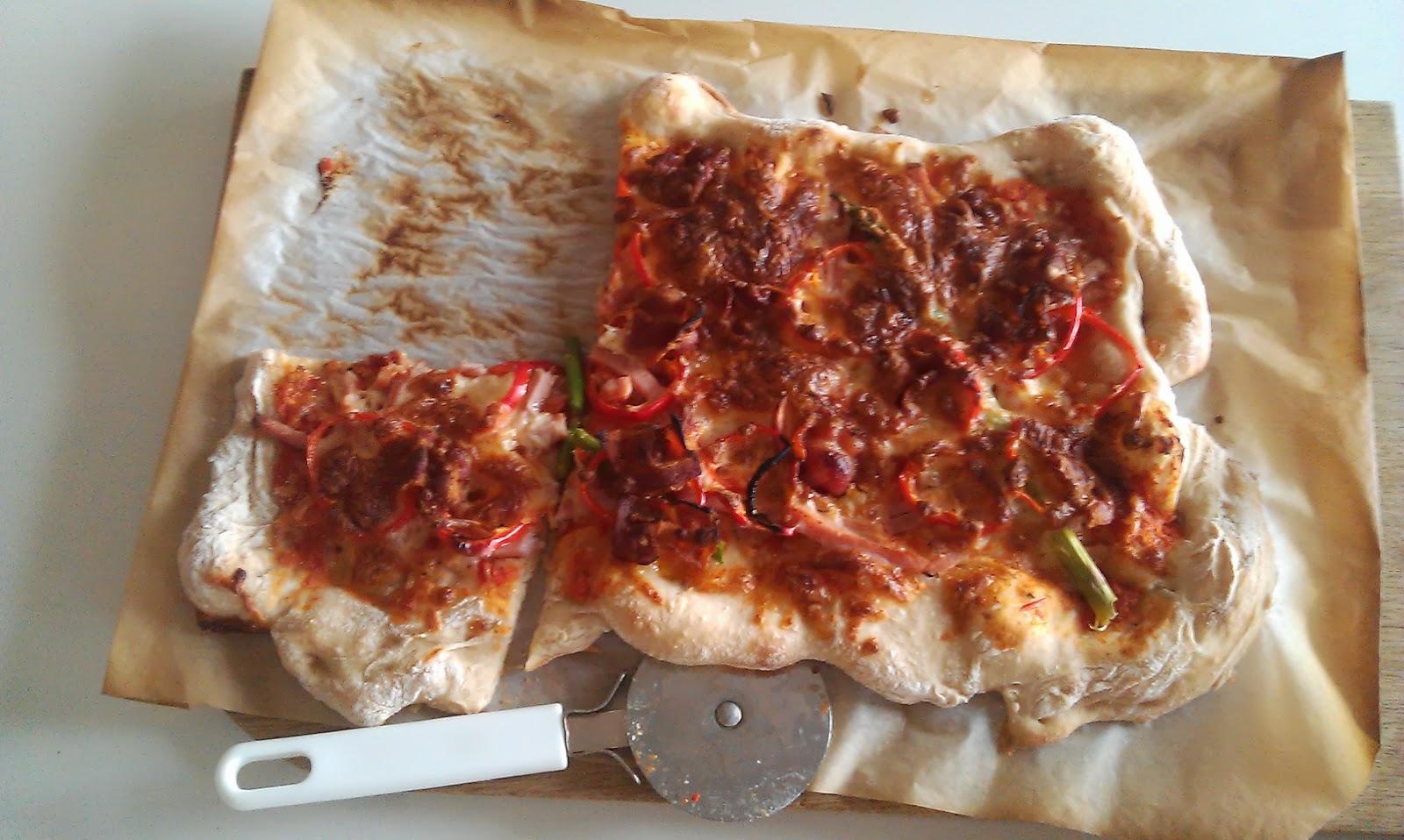 Opskrift På Pulled Pork På Gasgrill : Hvad skal vi bage p er pulled pork pizza på grill