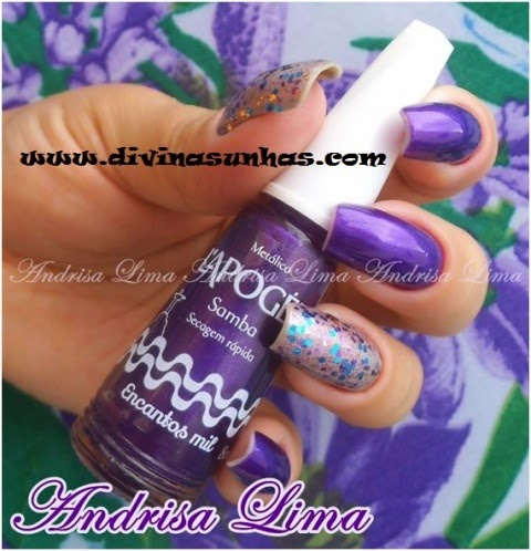 DICA DE ESMALTES SAMBA DA LAPOGEE E IN THE CLUB DA TOP BEAUTY