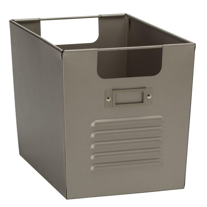 Pb Teen Locker Bins Decor Look Alikes