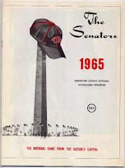 1965 Senators Program