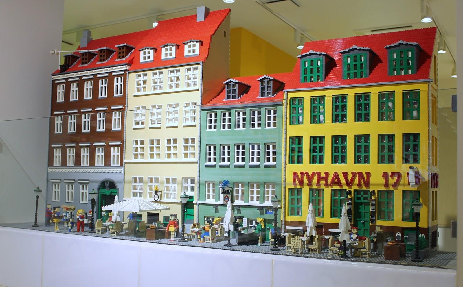 Lego Nyhavn - Copenhagen Travel Post