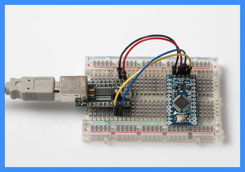 Physical computing getting started programmierung