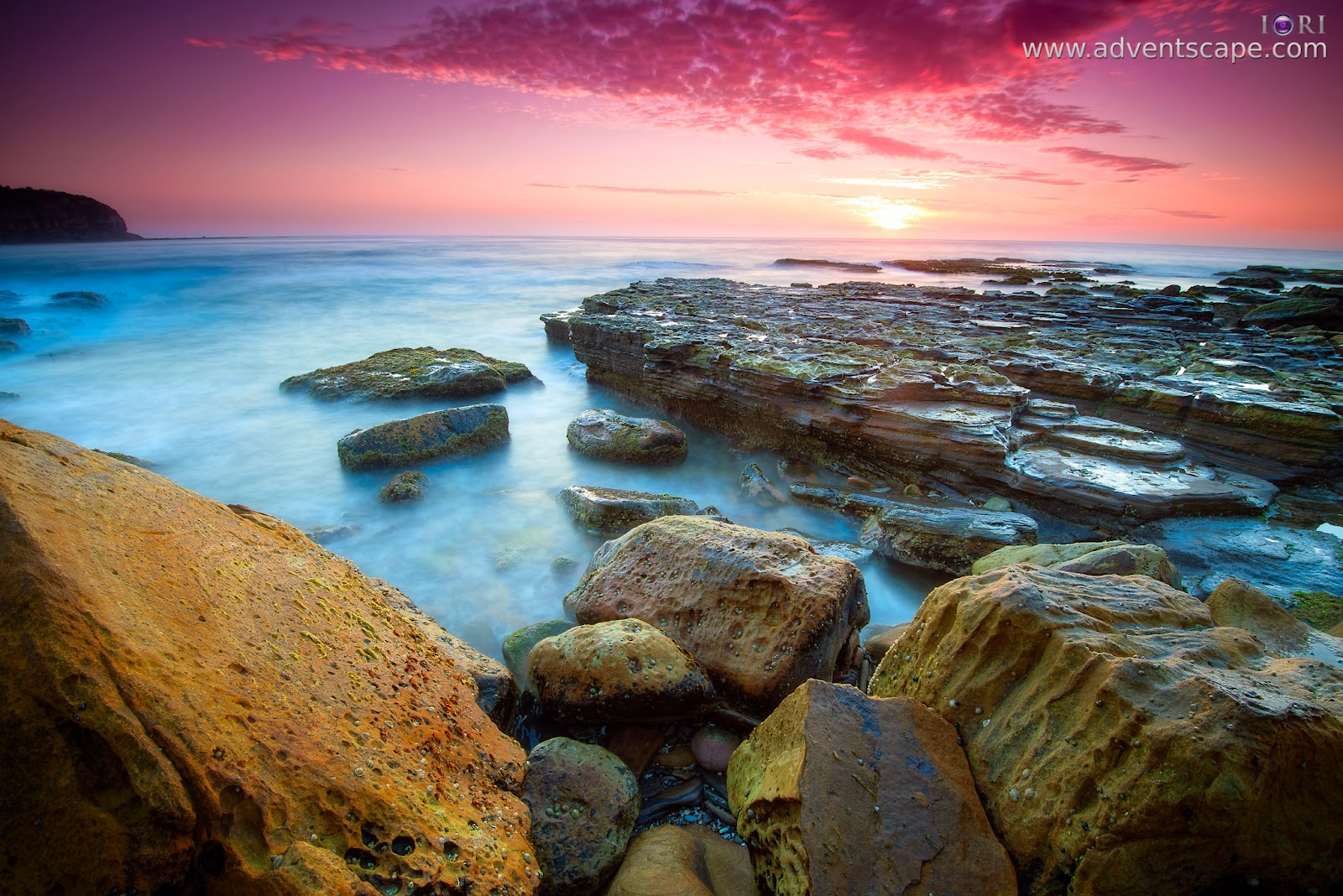 Australia, Australian Landscape Photographer, beach, coastline, landscape, New South Wales, NSW, Philip Avellana, seascape, shoreline, Turimetta, sky fever
