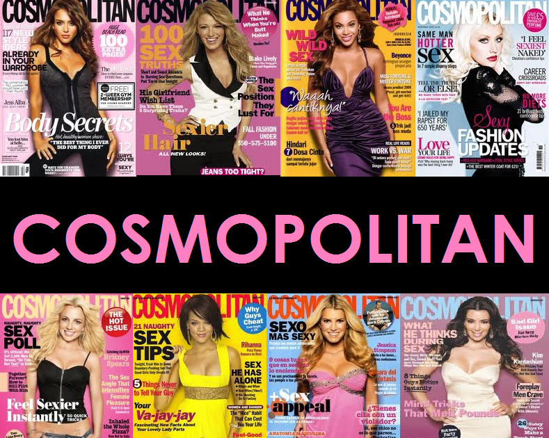 history of cosmopolitain magazine And most other magazines — cosmopolitan,  these magazine covers reveal a peek into our history sure, we've gotten more sexualized  follow her on medium, facebook or instagram.