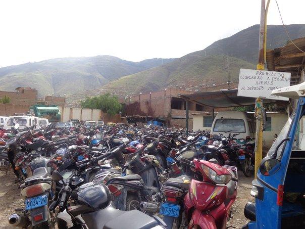 Subastan 364 vehículos retenidos por infracción Están en el depósito municipal desde el 2012, la u