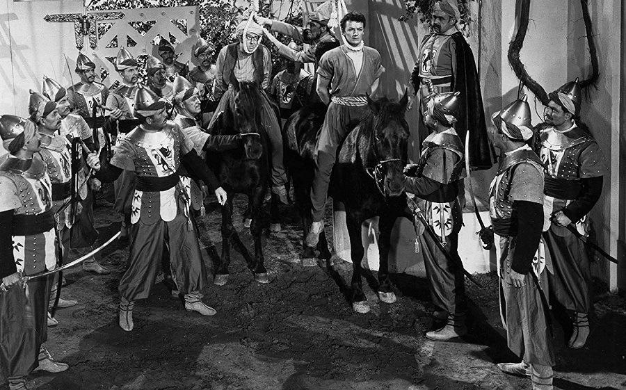 Aladin e a Princesa de Bagdá 1945 Filme DVDRip completo Torrent