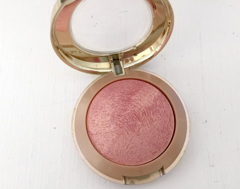 milani baked blush review