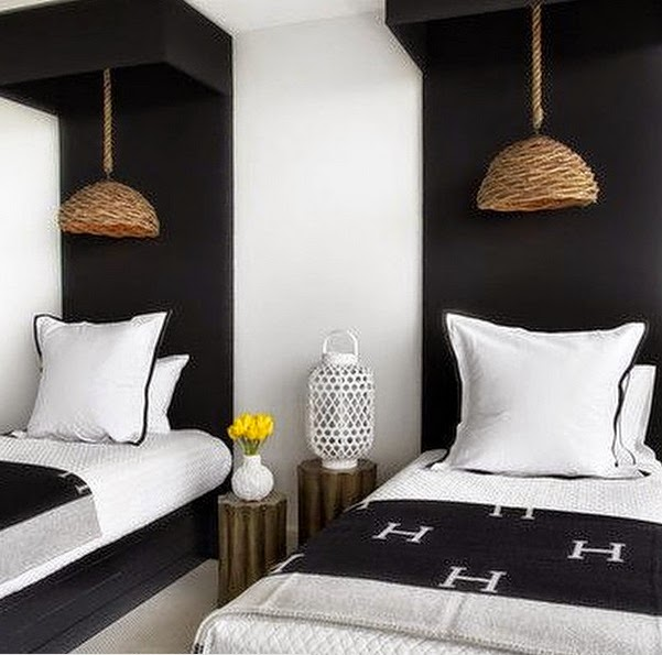 Lush Fab Glam Blogazine Stunning Black White Home Decor