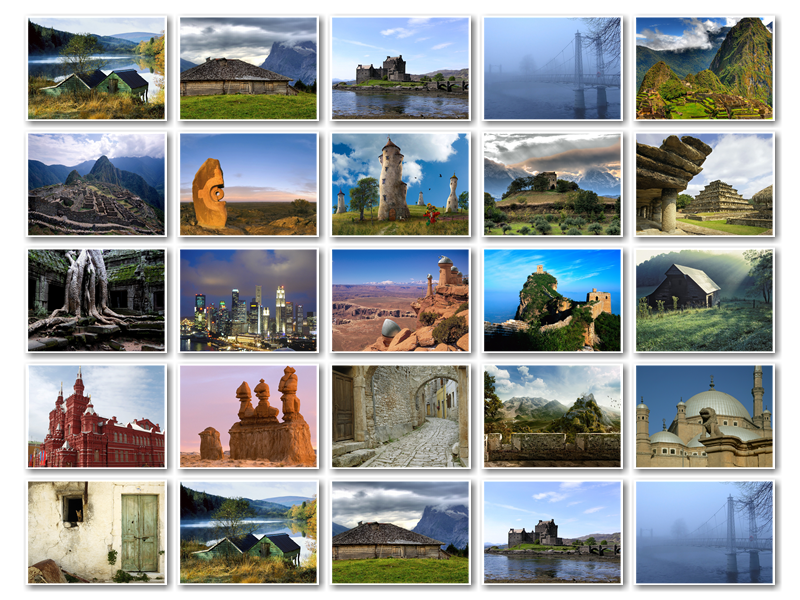 Image Gallary 9 Beautiful Historical Places Of The World Photos
