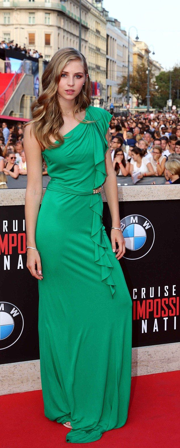 Mission Impossible Rogue Nation actress Hermione Corfield HD Photos