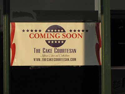 The Cake Courtesan, Nostalgia Cupcakes, Bowie Plaza, Sharon White