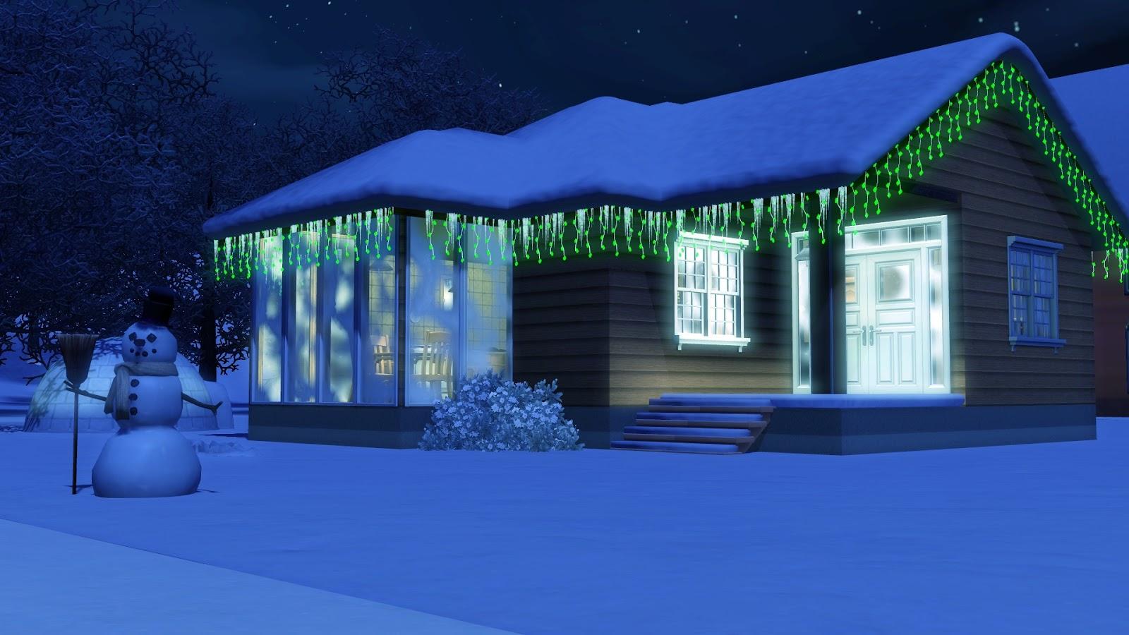 SimsTias - En Simsblogg/nyhetsajt: The Sims 3: Årstider UTE NU!!