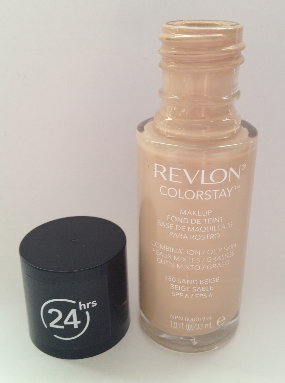Revlon Colorstay Foundation For Combination Oily Skin Scolvinbeauty Foundations I Was Looking Online And Read A Lot Of People Liked The So Decided To Go With That Havent Regretted This Choice Yet