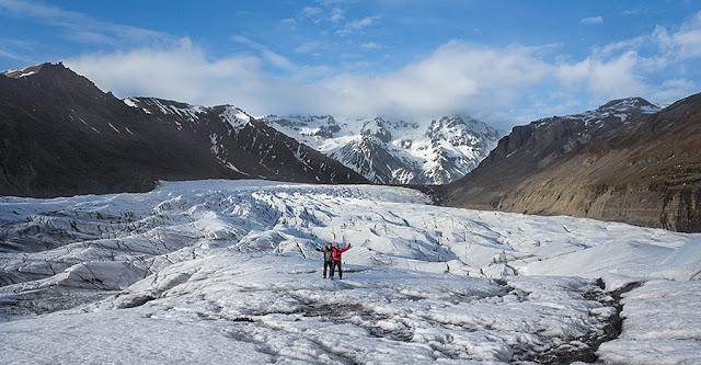 Blog o podróżach - Lodowce Islandii