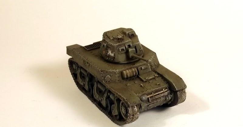 Gulumik Military Models: Renault ACG-1 1/72 - gallery