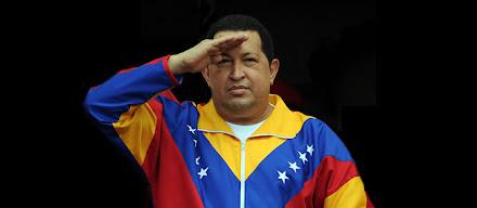 DESCANSA EN PAZ COMANDANTE CHAVEZ